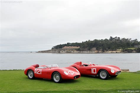 maserati 250s 1957 maserati 250s at the pebble beach concours d elegance