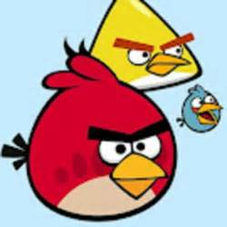 Pics photos angry birds page design created in photoshop and