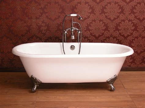 Classic Bathtubs by Classic Cast Iron Clawfoot Ended Bathtub Nh 1001