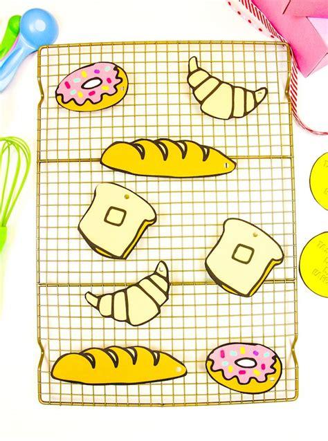 Nanette S Baguette Coloring Page diy nanette s baguette free printable tasty treats gift