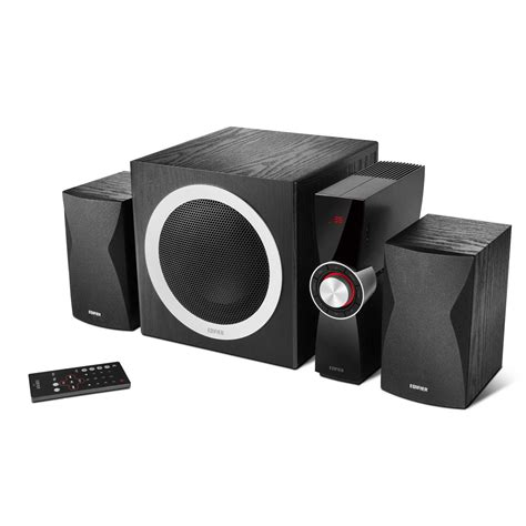 Edifier Speaker C3x 2 1 Hitam test edifier c3x 2 1 sound system allround pc