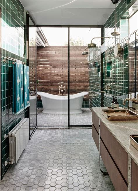 Badezimmerdesign Los Angeles by Modern Tile Bathroom Pictures Photos And Images For
