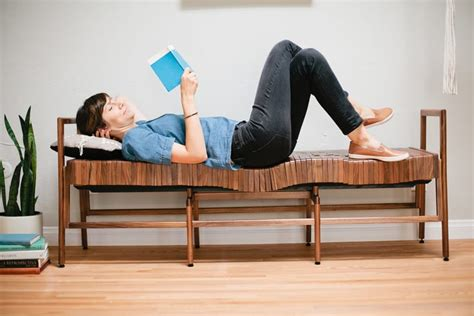 Comfy Bench The Most Unique And Comfortable Wooden Bench From Sitskie