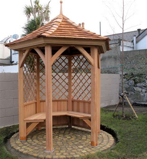Backyard Sheds And Gazebos by Garden Gazebos Garden Buildings Houzz Garden