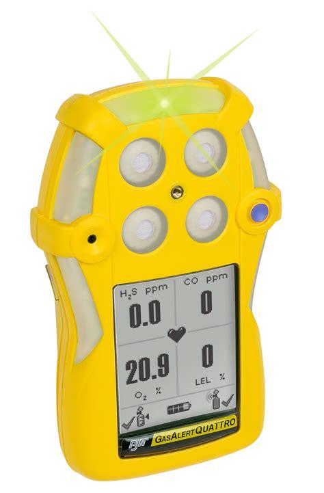 Hw Button Simple bw gas alert quattro gas monitor point