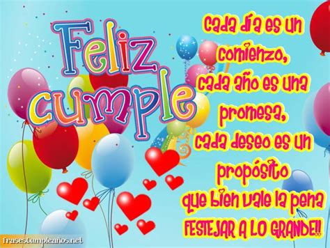 imagenes de cumpleaños con mensajes bonitos feliz cumplea 241 os con bonito mensaje