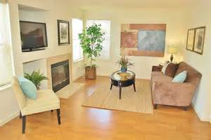jute rug living room modern living room with laminate floors mural in alameda