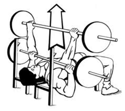chris davis bench press flat bench press exercise popworkouts