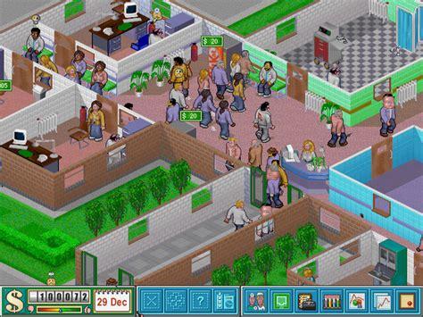 download theme hospital pc free k 248 b theme hospital pc spil download
