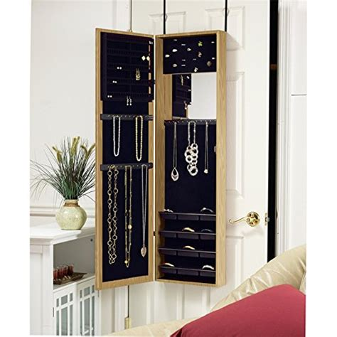 Length Jewelry Armoire by Astoria The Door Wall Mounted Length Mirror