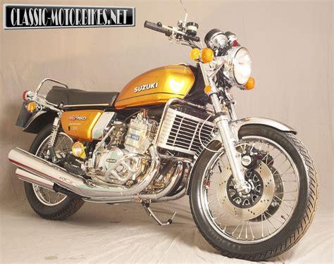 Suzuki Gt 750 Suzuki Gt750 Classic Motorbikes