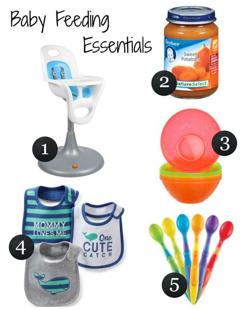What All Do You Need For A Baby Shower by All The Pretty Things Introducing Solids What Feeding