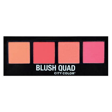 City Color Seri Ii city color blush collection 2 beautyjoint