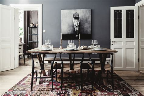Rustic Gray Dining Room Table A New Player On Stockholm S Real Estate Market Ems Designblogg