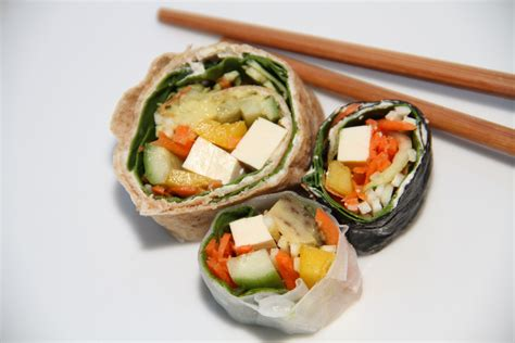Sushi Kitchen Vegetarian Japanese Food Easy Veggie Sushi Active Vegetarian