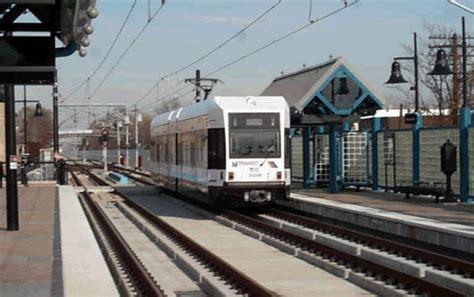 jersey city light rail schedule northern jersey light rail s spectacular comeback