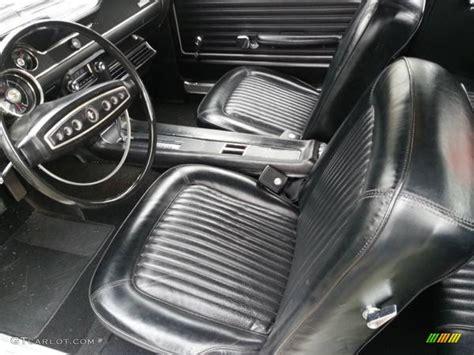 1968 ford mustang coupe interior photos gtcarlot