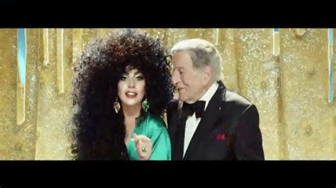 commercial lady gaga and tony bennett h m tv commercial magical holidays featuring lady gaga