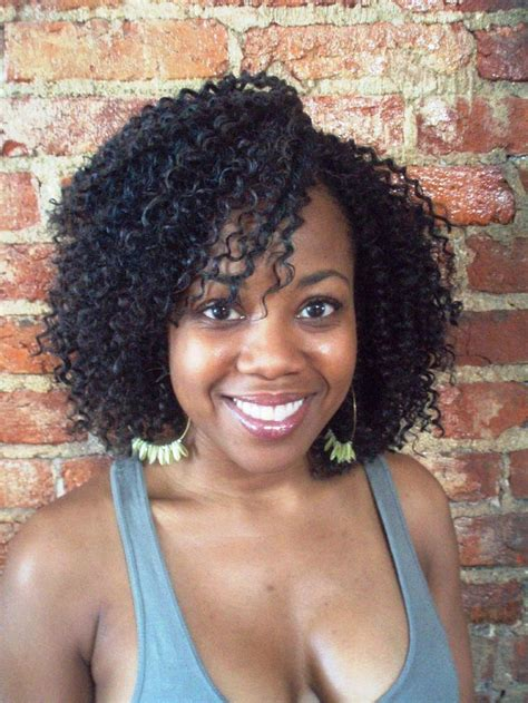 crochet natural hair styles crochet braids with kanekalon hair crochet braids by