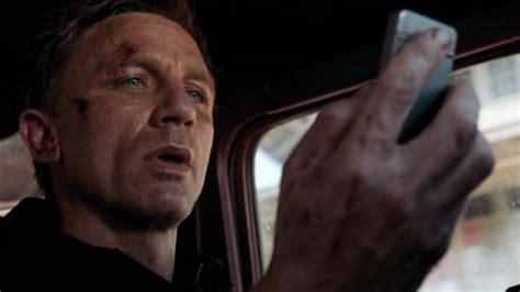 james bond quantum of solace ceo film sa prevodom daniel craig paid 6 million to hold phone as james bond