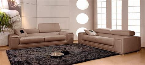 les plus beaux canap駸 canap 233 s en cuir italien 3 places deux fauteuils