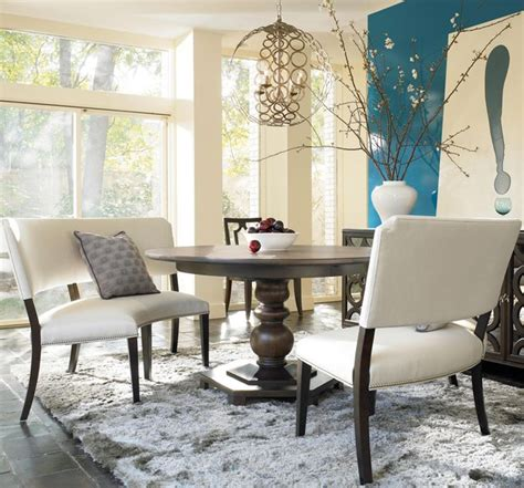 curved bench dining stylish curved dining bench med art home design posters