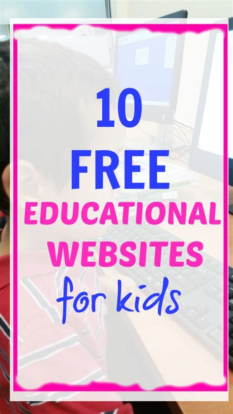 10 free educational websites for kids organised pretty home