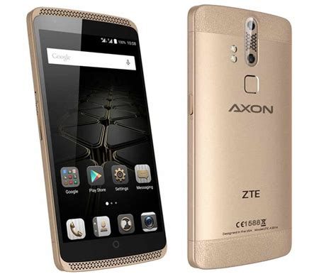 Hp Zte Axon Elite zte axon elite price review specifications pros cons