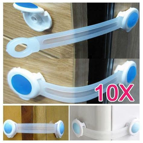 Kitchen Cupboard Child Safety Catch - door safety latch ebay