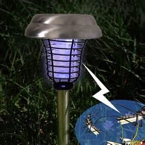 mosquito light pv solar mosquito killer l solar energy lawn l