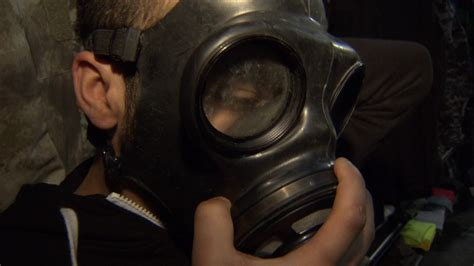 army surplus store barrie ringing in the apocalypse with gas masks gastronomy ctv