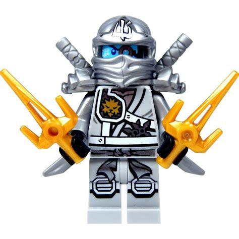 Lego Ninjago Minifigure Frakjaw Silver Bone lego ninjago minifigure zane titanium gold sai silver katana swords 70748 ebay