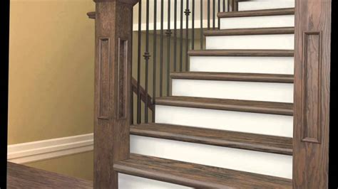 Vinyl Stair Tread Caps ? Railing Stairs And Kitchen Design : Your New Stair Tread Caps
