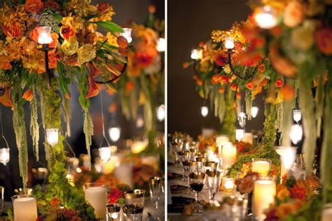 fall wedding ceremony decorations the autumn wedding wedding ceremony decoration inspiration