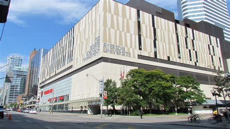 Of Toronto Mba Cost by Ryerson Toronto Ontario Canada Part 6 Of 6
