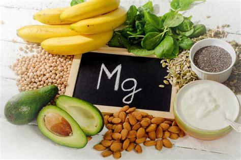 il magnesio negli alimenti magnesio qu 233 es funciones beneficios alimentos ricos y