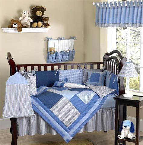 denim crib bedding cowboy baby crib bedding denim nights designer quilted