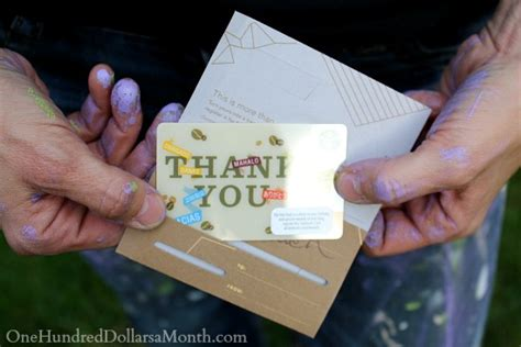 100 Dollar Starbucks Gift Card - bartering archives one hundred dollars a month