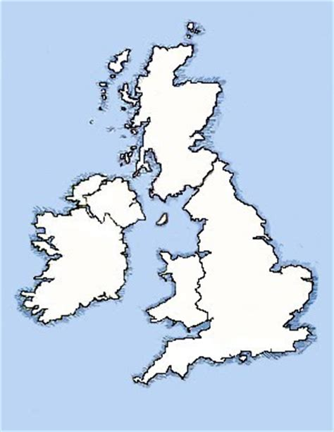 template of uk map uk scotland wales stencil template tracer map