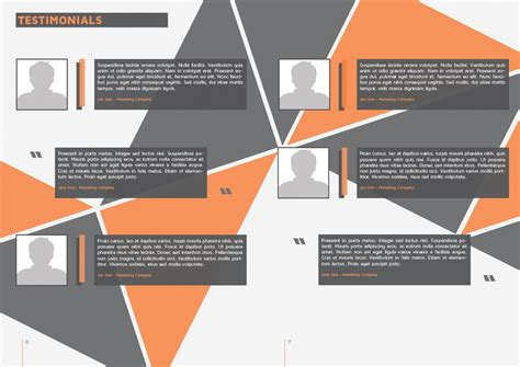 page layout design for portfolio free 16 page case study portfolio booklet download