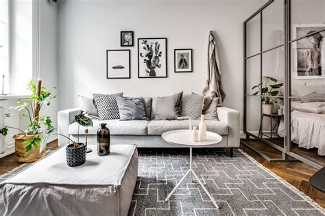 Organize A Studio Apartment a dreamy studio apartment with a glass wall daily dream