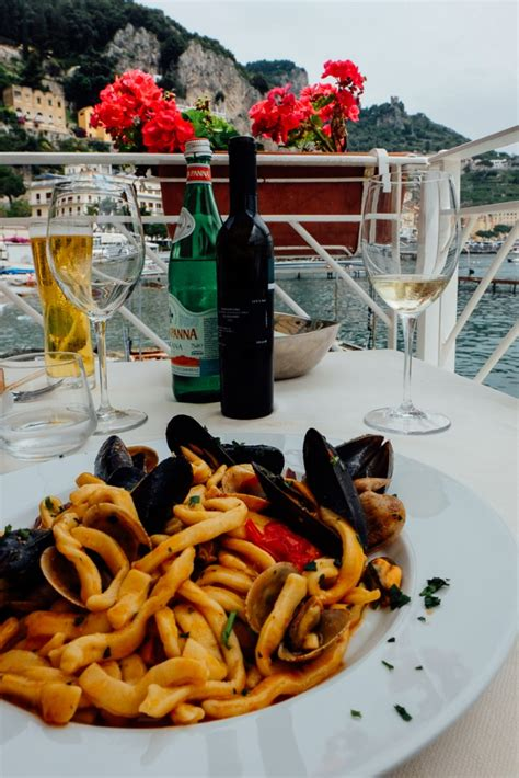 best lunch in rome lunch in amalfi italy an american in rome