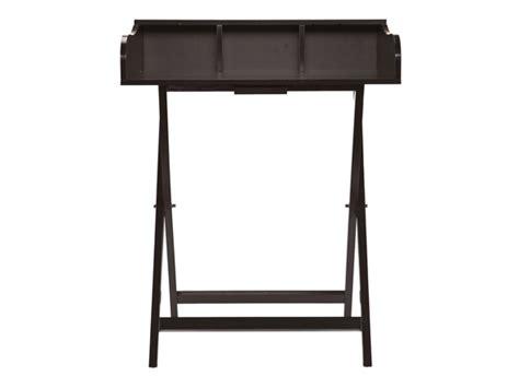 folding student desk sei folding craft student desk black