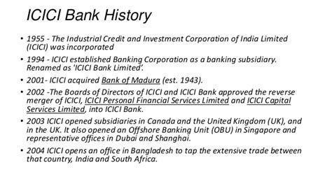 who is the owner of icici bank icici bank