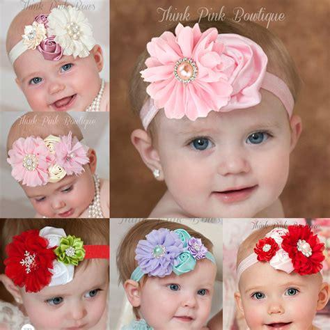 1 pieces new 2016 fashion baby headband rhinestone lace 2016 newest design baby flower headband hair flower