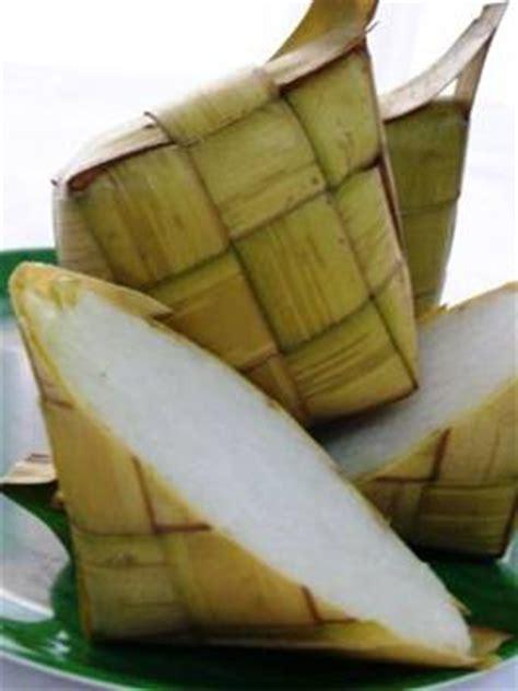resep  membuat ketupat resep masakan komplit