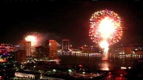 Night Of Lights St Augustine Jacksonville Announces Fireworks Events Series
