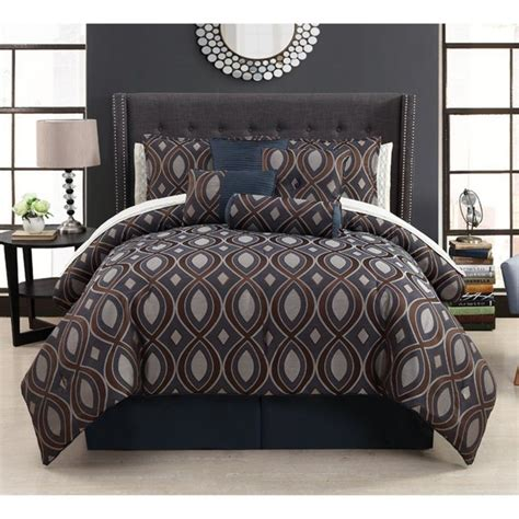 gray and brown comforter sets best 25 brown comforter ideas on pinterest blue brown