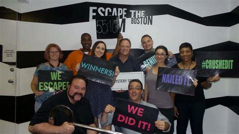 Escape The Room Boston by A Totally Unique New Trend Quot Escape The Room Quot Sees