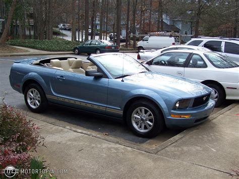 pony package 2007 mustang 2007 ford mustang convertible pony package id 14803